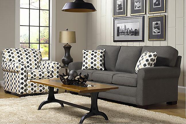 Living Room Furniture | Amish-Made Furniture | Creative Crafts ...