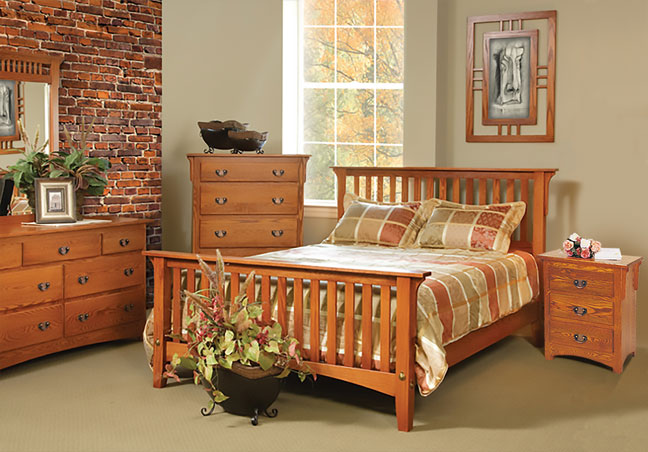 Fine Nisley Bedroom Furniture Oak And Cherry Furniture Solid Home Interior And Landscaping Eliaenasavecom