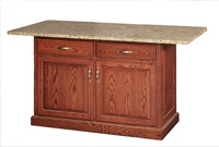 Nisley Kitchen Islands