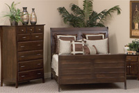 Wolf Rock Handcrafted Bedroom Furniture