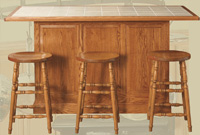 Nisley Kitchen Furniture