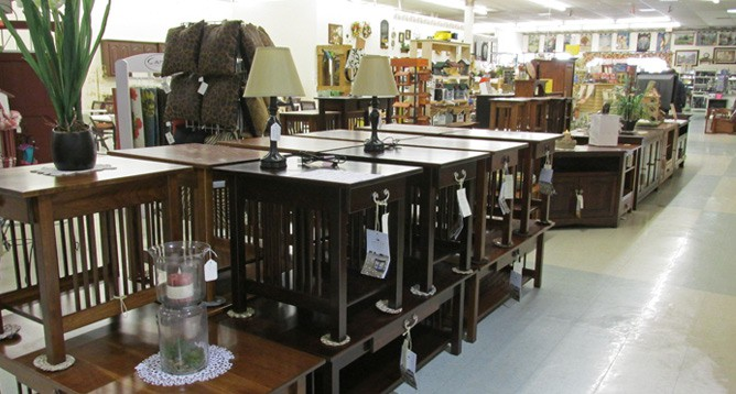 Amish Craft Centers : Creative crafts and furniture amish made in